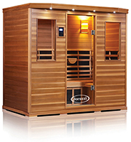 5 Person Recliner Sauna