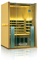 Basswood Infrared Sauna