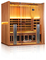 Near Mid Far Infrared Sauna