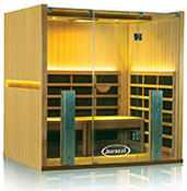 Hot Yoga Room Infrared Sauna