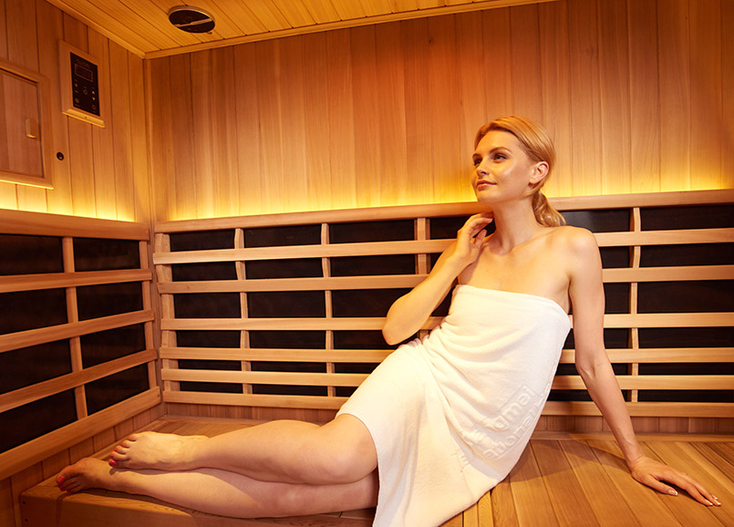 Finish Vs. Infrared Saunas