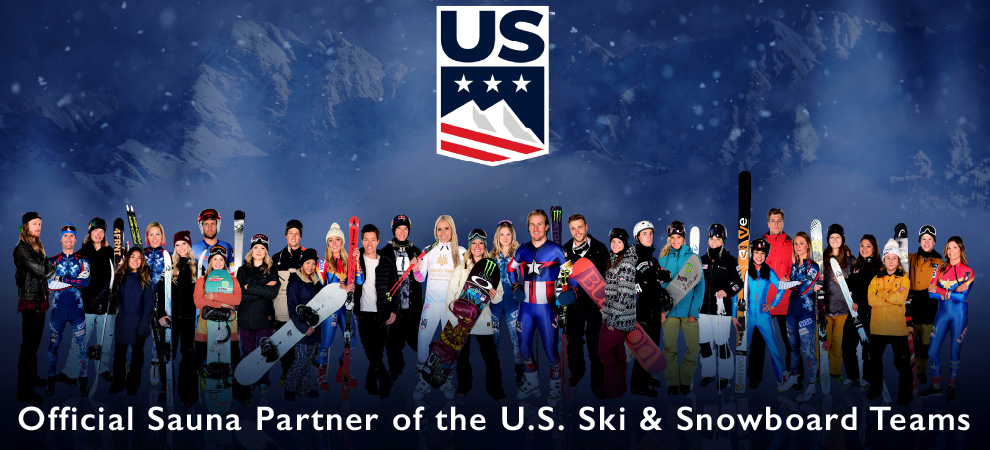 US Ski & Snowboard Teams Sauna Partner